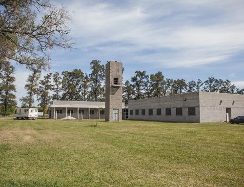Facultad de Ciencias Veterinarias. Hospital y Laboratorios Descentralizados, Módulo de Piscicultura y Sala de Necropsias
