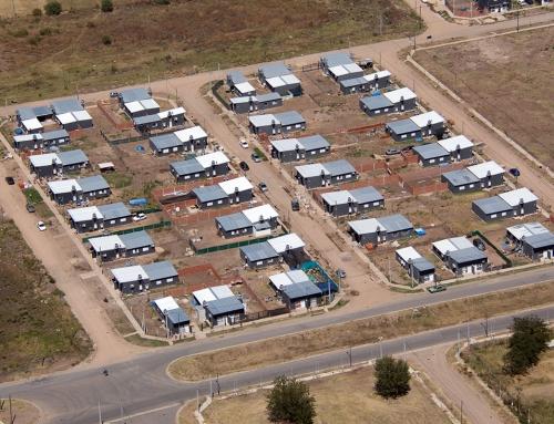 Proyecto Villa Olímpica. 86 Soluciones Habitacionales