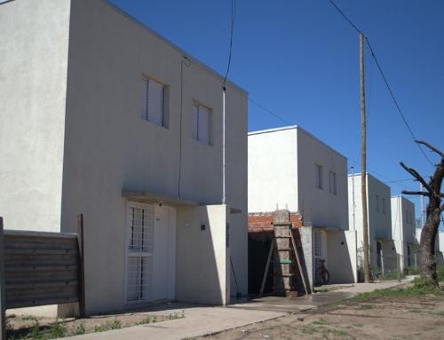 Proyecto La Palmera. 65 Soluciones Habitacionales