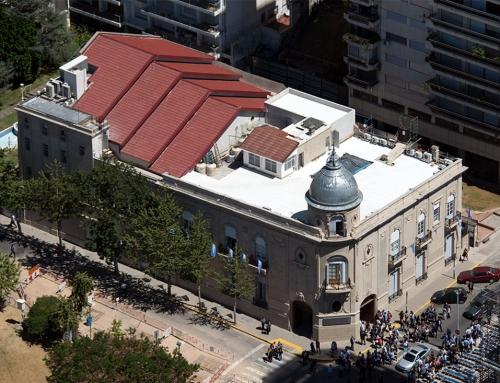 Palacio Vasallo. Concejo Municipal de Rosario
