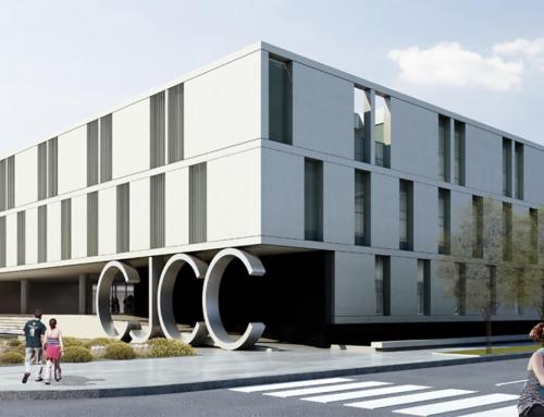 Complejo Judicial Ciudad de Cipolletti. 1ra Etapa