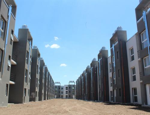 Proyecto Ibarlucea Este. 156 unidades habitacionales